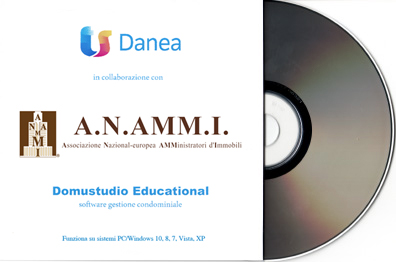 DANEA - SOFTWARE GESTIONE CONDOMINIALE DOMUSTUDIO EDUCATIONAL
